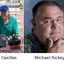 Cecil Casillas & Michael Rickey